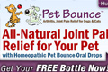 petbouncethumb Pet Bounce Joint Relief