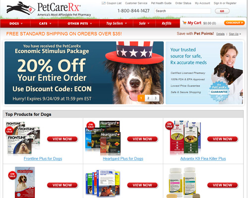 petcare PetCareRx Pet Medication