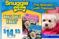 smuggie thumb Snuggie for Dogs