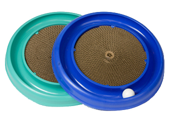 turbo scratcher Cat Scratching Pad and Toy