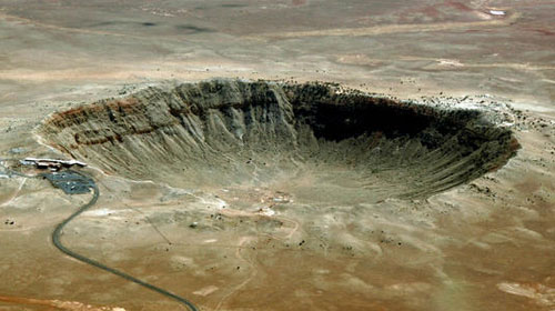 meteorcrater 10 Amazing Places On Earth
