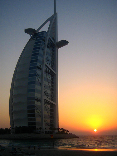 Burj Al Arab 10 Amazing Places You Should Visit Before You Die