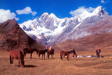 Huayhuash Circuit 10 Top Mountain Treks in the World