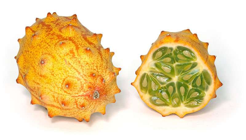 Kiwano E1300252060685 10 Of The Most Exotic Tropical Fruits On Earth