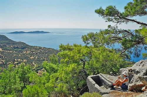 lycian way 10 Top Mountain Treks in the World