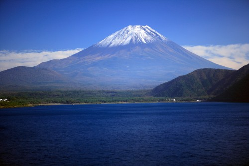 mt fuji e1299815140617 UFOs sighted over Mt Fuji in Japan