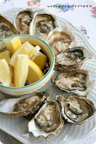 oysters1 10 Bizarre Foods that Involve Eating Live Animals
