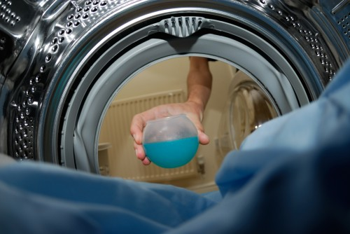 washing machine e1300767221677 New Developments in Water Efficient Appliances