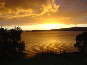 463180 lake taupo by sunset 1 10 Most Amazing Crater Lakes in the World
