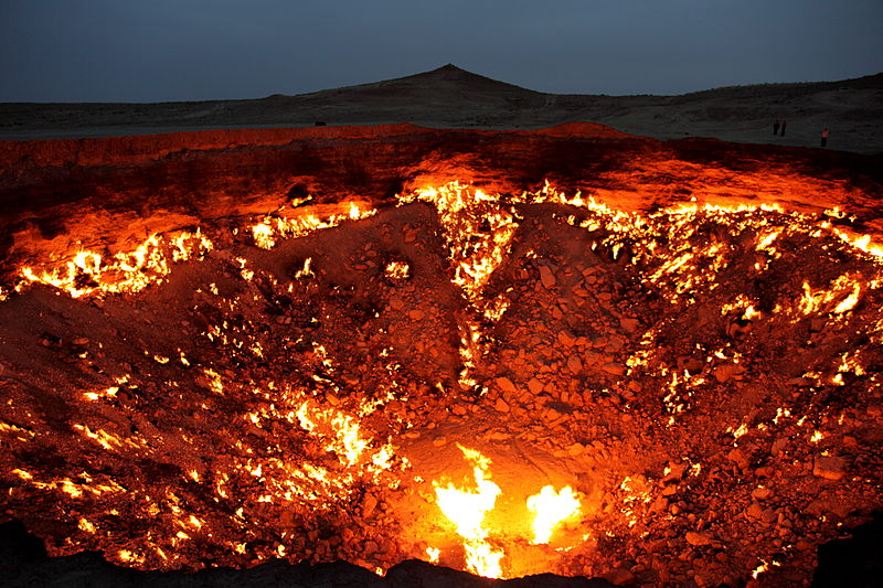The Door to Hell 10 of the Worlds Most Amazing Geological Wonders