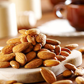 almonds 10 Poisonous Fruit & Veg That We Actually Eat Every Day